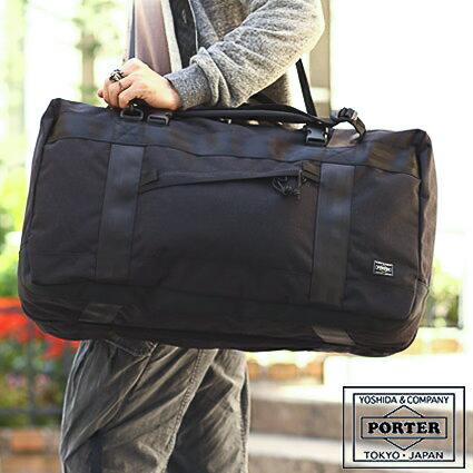 ポーター 吉田カバン porter ブースパック L 大容量 3WAY BOOTH PACK ポーター ボストンバッグ リュック ダッフルバッグ 853-07994 WS