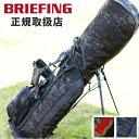 11/24(火)12:00までNITEIZEカラビナ&ノベルティWプレゼント! ブリーフィング ゴルフ キャディバッグ 2020新型 BRIEFING ゴルフバッグ スタンド GOLF CR-4 #02 メンズ ショルダー レディース BRG203d22 TG・・・