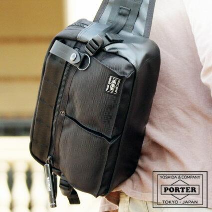 メンズバッグ, ボディバッグ・ウエストポーチ  porter L 285mm HEAT 703-07971 WS