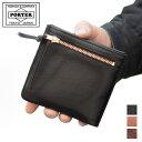 ポーター 吉田カバン porter 2つ折り財布 ソーク SOAK ポーター 折り財布 牛革 P16Sep15 101-06002 WS