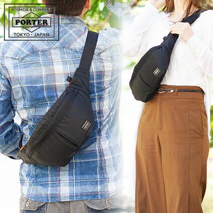 男女兼用バッグ, ボディバッグ・ウエストポーチ  porter S TANKER 622-66629 WS