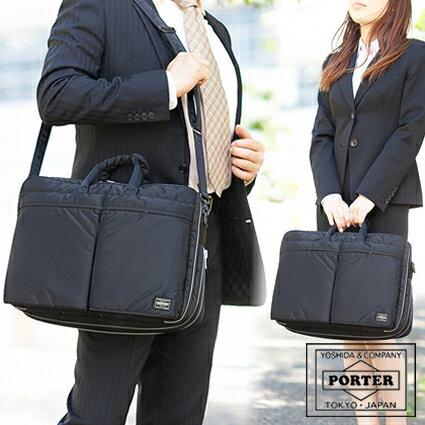 メンズバッグ, ビジネスバッグ・ブリーフケース 17 porter TANKER 622-67136 WS