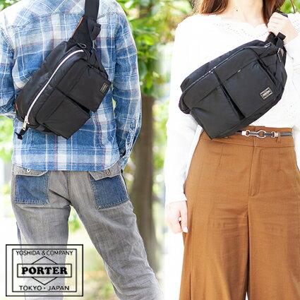 メンズバッグ, ボディバッグ・ウエストポーチ  porter TANKER 2WAY 622-68302 WS