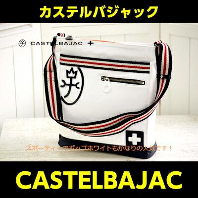 カステルバジャックバッグパンセ059112CASTELBAJACボディバッグショルダーバッグメンズ