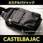 カステルバジャック バッグ ラグー 68911 CASTELBAJAC ボディバッグ メンズ ショルダーバッグ