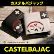カステルバジャック 財布 パンセ 059612 CASTELBAJAC 折財布 メンズ