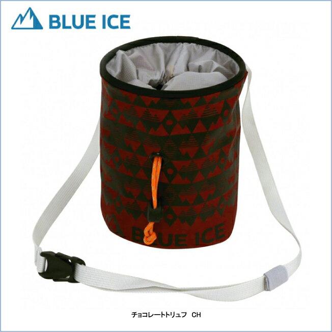 ブルーアイスCB03-チョークバッグ【BLUEICE】バックパッククライミング用品