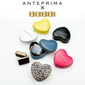 アンテプリマ×バビ ANTEPRIMA×BABBI コラボレーション バレンタイン ハート缶 …