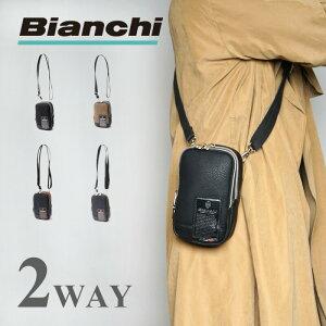 [残りわずか][公式] ビアンキ 2way ミニショルダーバッグ タテ型 縦型 Bianchi メンズ レディース PU レザー TBPI-15 プレゼント ギフト ホワイトデー 母の日 父の日