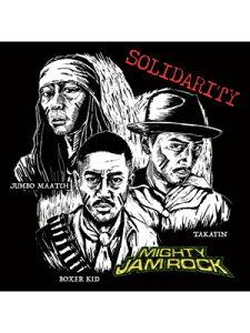 【CD】SOLIDARITY -MIGHTY JAM ROCK-