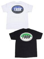 ザバックオブボーイズTheBackOfBoysロゴ半袖TシャツTBOBSHOPLOGOTEE-2.COLOR-メンズレディースM-XLホワイト/ブラック