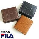 コインケース/FILA(フィラ)エフツーシリーズ BOX型小銭入れ[61fl25]箱型 box型 メ ...