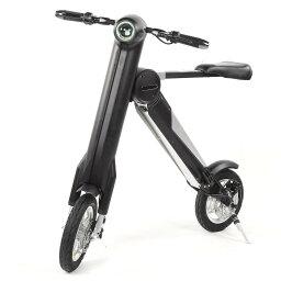 送料無料 電動バイク バイク 折りたたみ可 電動バイク 電動自転車 電動アシスト自転車 ブラシレスモーター 電動スクーター 4速調整 フロントヘッドライト付き 夜間走行 充電可能 超軽量 変形しにくい 環境にやさしい 36V/250W