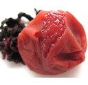 訳あり おばあちゃん家の梅 400g しそ入 送料無料(北海道・沖縄送料700円) 紀州南高梅と国産しそを使用しています。さらに梅樹園独自の製法で他にはない香り高い紫蘇漬け梅に!正真正銘の無添加。人工甘味料・保存料・着色料・香料不使用。