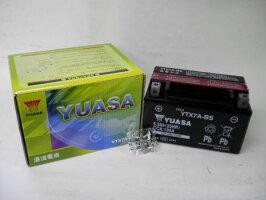 台湾YUASAユアサYTX7A-BS互換DTX7A-BSFTX7A-BSGTX7A-BS初期充電済即使用可能