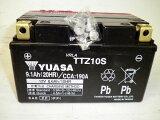 台湾YUASAユアサTTZ10S互換YTZ10SFTZ10SDTZ10-BS初期充電済即使用可能