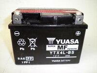 YUASAユアサYTX4L-BS互換YT4L-BSDT4L-BSFTH4L-BS初期充電済即使用可