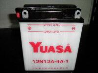 台湾YUASAユアサ12N12A-4A-1互換YB12A-AFB12A-AGM12AZ-4A-1