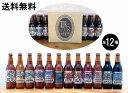 工場直送 送料無料 定番全12種飲み比べセット 自宅用(包装・熨斗不可)ベアードビール クラフトビール
