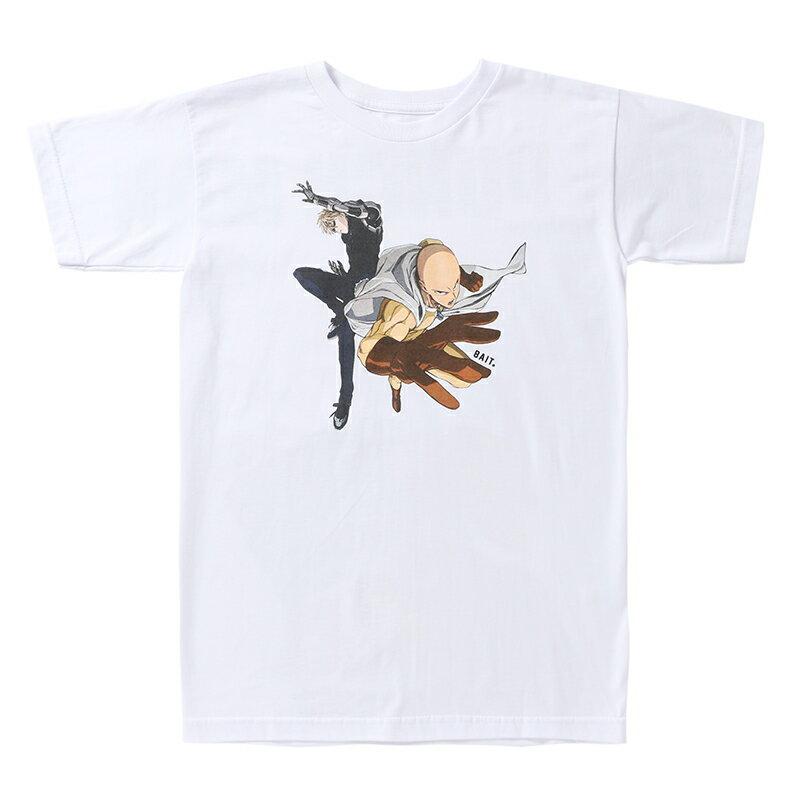 トップス, Tシャツ・カットソー BAIT ONE PUNCH MAN GAROU TEE(207-OPM-TEE-004)T