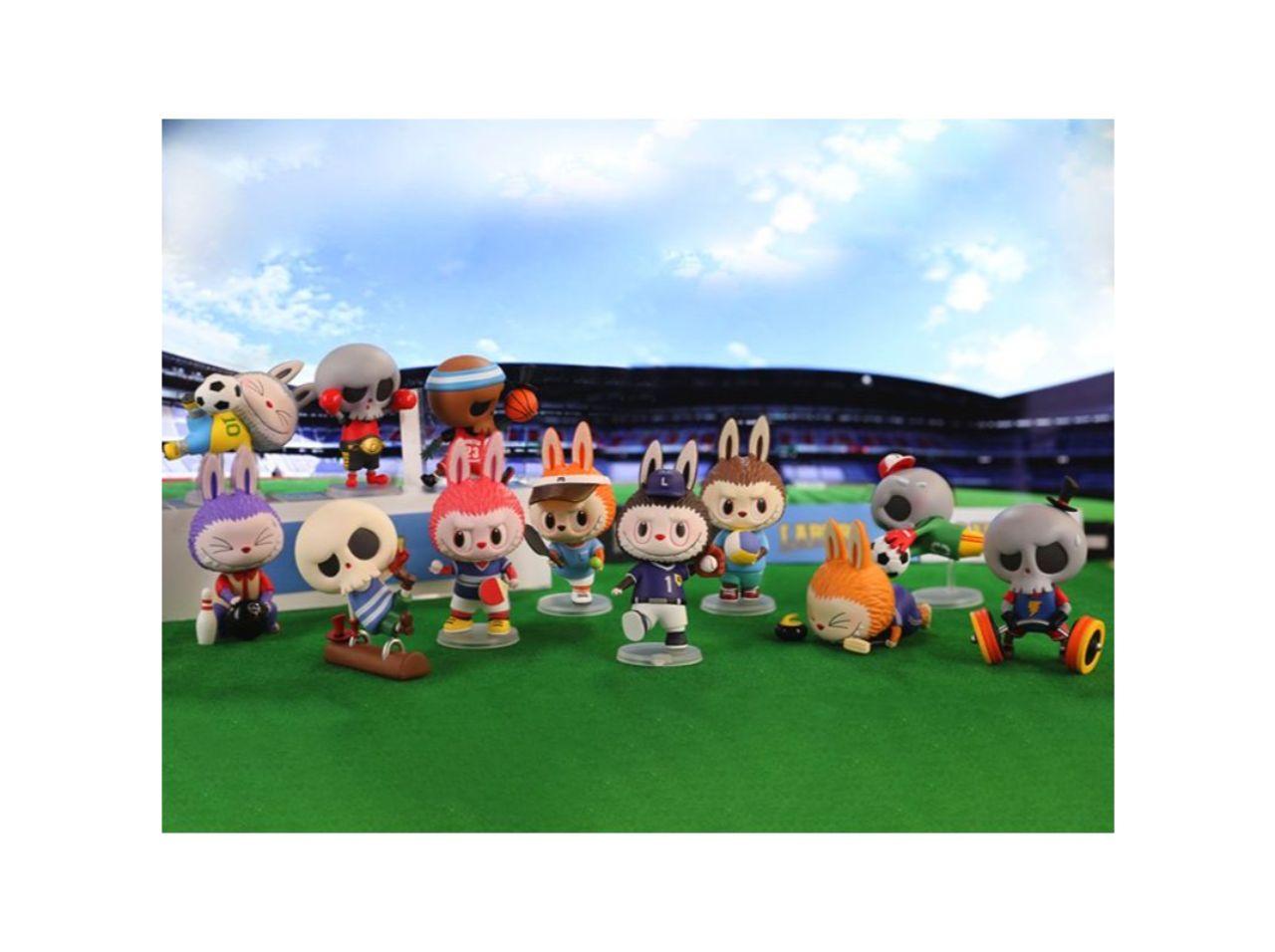 おもちゃ, その他 POP MART LABUBU (BOX) - (6972368560448B)