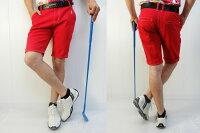 夏秋新作w30〜w48/ミニスカルパンツ/大きいサイズ/BIGパンツ/夏新作】【メンズ】【ゴルフウェア】ズボンパンツ男性BALANCEDESIGNゴルフズボンメンズウェア大きいサイズカラーパンツ/golf/限定/お洒落/