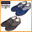 【SALE】FRANCESCO×Harris Tweed/フランチェスコ×ハリスツイード スニーカー メンズ 靴 Q4262E 国内正規品