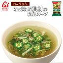 フリーズドライ アマノフーズ スープ Theうまみ 3種のねばねば具材の和風スープ 化学調味料 無添加食品 インスタント 即席