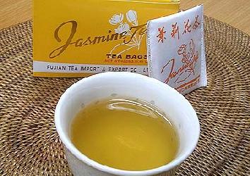 【送料無料】福建省ジャスミン茶「茉莉花茶」ティーパック2gX20パック X50箱【業務用に】(中国茶)