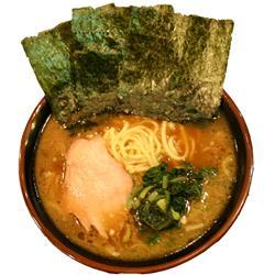 [横浜ラーメン・家系ラーメン]門下生300名を数える家系ラーメンの頂点の味。濃厚な豚骨醤油ラー...