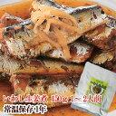 レトルト おかず 和食 惣菜 いわし生姜煮 150g(1〜2人前)×5袋セット