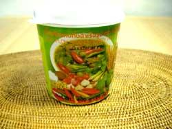 メープロイグリーンカレーペースト激辛カレーペースト(タイ料理)MaployGreenCurryPaste400g