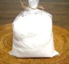 ミネラルたっぷりのバリの天然塩お徳用1KG入り『ま〜るい味』、(バスソルトにも)