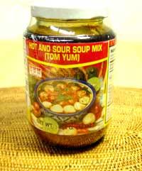世界3大スープの1つ!トムヤムペースト(トムヤムクンの素)TOMYAM PASTE 454g(タイ料理)【楽...