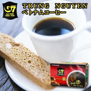 ベトナムコーヒー チュングエンベトナムコーヒー チュングエン社 30g(2g×15袋) G7 インスタ...