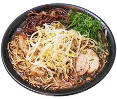 豚骨スープとマー油が合わさった黒ラーメン!熊本ラーメン好来(ハオライ) 2食(豚骨黒マー油味)...