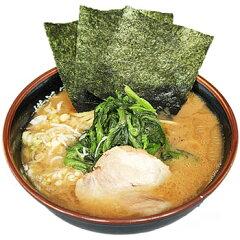横浜ラーメン 侍 1箱2食入(極太麺 豚骨醤油らーめん)家系ラーメン【あす楽対応】