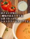 ソイズデリ 豆乳で仕上げたトマトクリームスープ 北海大和の無添加インスタントスープ 豆乳 化学調味料無添加 ギフト プレゼント 3