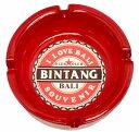 BINTANG ビンタン灰皿 丸型【バリ・アジアン雑貨バリパラダイス】