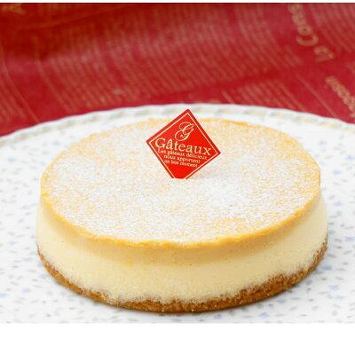 [お取り寄せ(楽天)]りいさん家のCaramelチーズケーキ(4~5人分)味わいのスイーツ 価格1,800円 (税込)