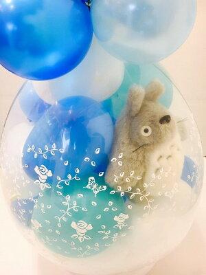 トトロバルーンラッピング♪★本州送料無料★ととろバルーン誕生日プレゼントバルーン電報電報結婚式ぬいぐるみ卒園祝い卒業祝い入園祝い入学祝い出産祝いクリスマス