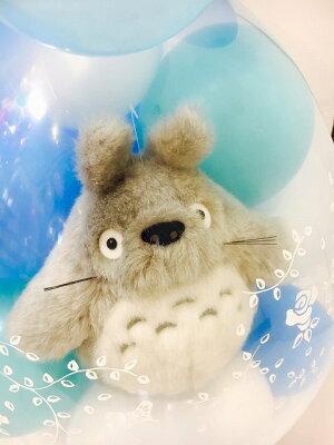トトロバルーンラッピング♪★本州送料無料★ととろバルーン誕生日プレゼントバルーン電報電報結婚式ぬいぐるみ卒園祝い卒業祝い母の日出産祝いクリスマス
