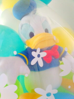 【Lサイズ】ディズニー♪ラブリードナルドバルーンラッピング★本州送料無料★バルーン電報(祝電)結婚式・誕生日・出産祝いに♪発表会入学祝い入園祝い