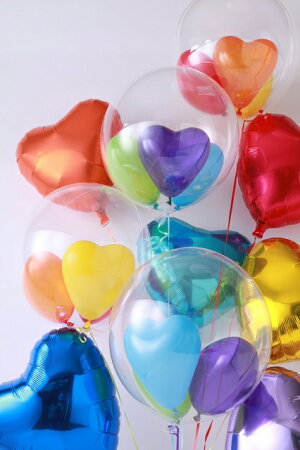 【結婚式用】バルーン電報(電報)結婚式♪10個組☆BBスペシャルバルーン♪♪本州送料無料バルーン祝電2次会装飾