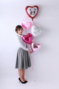 セミオーダーハッピーウェディング♪♪バルーン電報(電報)結婚式記念日本州送料無料バルーン祝電結婚祝い入籍祝いバルーンギフト装飾