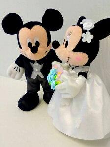 バルーン電報(電報)結婚式ディズニー♪ミッキー&ミニーのウェディング♪