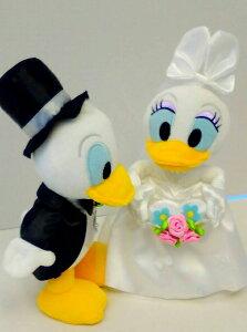 バルーン電報(電報)結婚式ディズニー♪ドナルド&デイジーウェディング♪