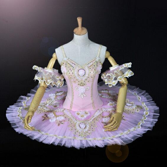 【レンタル】バレエ衣装 Sサイズピンク,オーロラ姫,金平糖の踊り,ドルシネア姫,パキータ,オーロラの友人,ライモンダ, クラシックチュチュ,ヴァリエーション衣装
