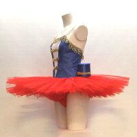 バレエ衣装【レンタル】マーチ,兵隊さん,おもちゃ箱,クラシックチュチュ,小品衣装