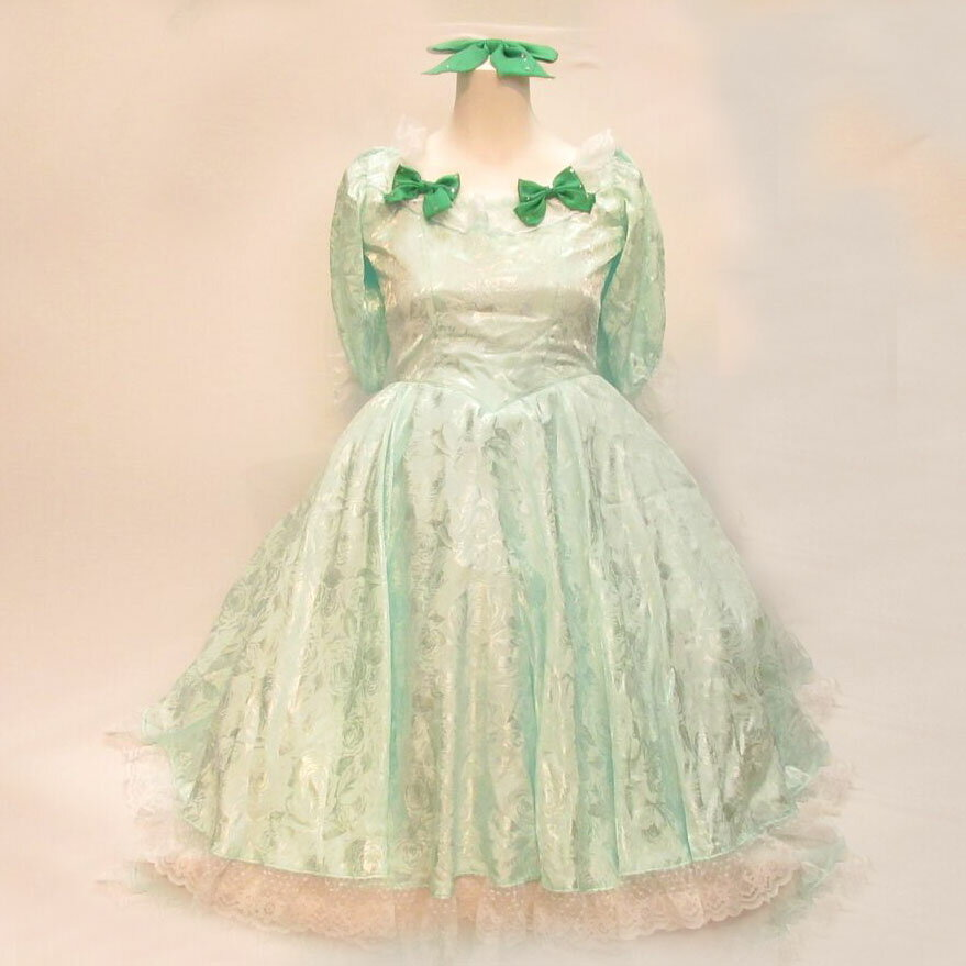 【レンタル】バレエ衣装 少女,人形,花の精,創作,ワンピース,小品衣装